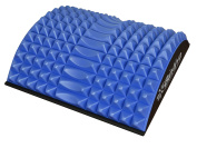 Back Stretcher - Lumbar Lower Back Stretching Device For Chronic Back Pain.