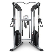 BodyCraft HFT Functional Trainer Home Gym - Dual Adjustable Pulley Machine