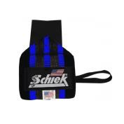 Schiek Heavy Duty Rubber Reinforced Wrist Wraps