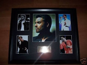 George Michael autograph Display music memorabilia