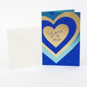 Hallmark Anniversary Greeting Card