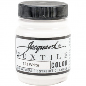 Jacquard Textile Paint 240ml White
