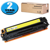 305A CE412A Toner Cartridge 1 Pack Yellow Replacement for HP Colour LaserJet Pro 300 Colour M351A, MFP M375NW; 400 Colour M451DN, MFP M451NW, MFP M475DN, MFP M475DW by Hobbyunion