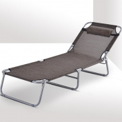 Sleep Bed Office Fold Individual Beds Leisure Foldable Nap Beach Chair Lunch Break
