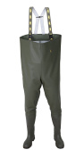 Standard PVC Fishing Chest Waders Series 680 GREEN