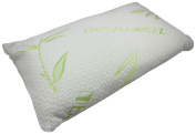 Bamboo Memory Foam Pillow Multi-functunal Shredded Memory Form Pillow Soft, Medium, Firm Pillow