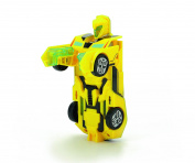 Smoby 203113000 Transformers Light and Sound Robot Fighter Bumblebee Toy