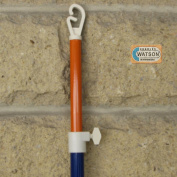 Washing Line Telescopic Extending Clothes Pole Prop