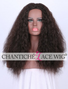 Chantiche New Arrival Curly Synthetic Wigs for Ladies Relistic Looking African American Wigs for Black Women 60cm
