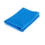 MagiDeal Outdoor Indoor Cooling Towel Cool Ice Towel for Sports Travel - Pink/Blue/White