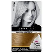 John Frieda Precision Foam Colour Number 8N, Medium Natural Blonde