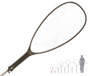 Fishpond Nomad Native Fly Fishing Landing Net Carbon Fibre and Fibre Glass