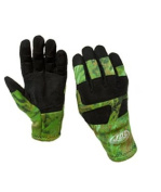 JBL Camouflage 2mm Nylon Coated Spearfishing Gloves with Reinforced Palms