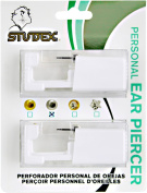 Personal Ear Piercer With Stainless Steel Traditional Ball