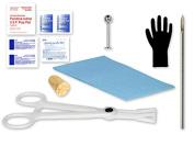 Single Piercing Labret Kit - 16 Gauge Labret