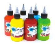STARBRITE Tattoo Ink 6 Bottles - 30ml SUMMER SET - Tattoo Supplies