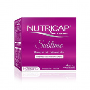 Nutricap Keratin Sublime Beauty of Hair Nails Skin 60 Capsules