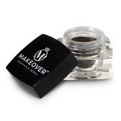 Eyebrow Pomade, by Makeover Professional - Premium Makeup to Create Your Desired Look - 5ml (4.0g)
