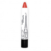 Lucie + Pompette Beauty Cha Cha Creme De Paris, Matte Orange Red, 5ml