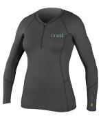O'Neill Wetsuits Women's O'Zone Comp Long Sleeve Crew