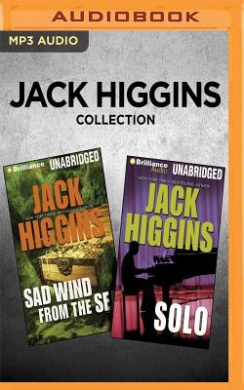 Jack Higgins Collection - Sad Wind from the Sea & Solo
