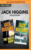 Jack Higgins Collection - The Violent Enemy & the Iron Tiger [Audio]