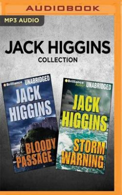 Jack Higgins Collection - Bloody Passage & Storm Warning