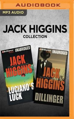 Jack Higgins Collection - Luciano's Luck & Dillinger