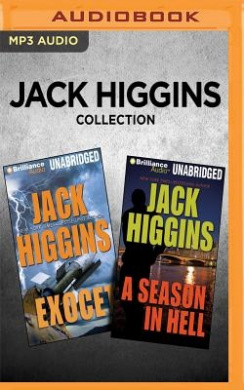 Jack Higgins Collection - Exocet & a Season in Hell