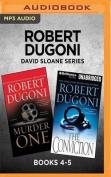 Robert Dugoni David Sloane Series [Audio]