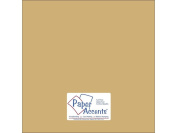 Accent Design Paper Accents ADP1212-5.8822 30cm x 30cm Pearlized Gold Dust Cardstock