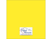 Accent Design Paper Accents ADP1212-5.8843 30cm x 30cm Fluorescent Neon Yellow Cardstock