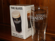 GUINNESS PINT GLASS IN BOX