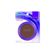 NICKA K New York Mineral Cream to Powder 15ml, MP203 Cocoa
