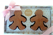 Gingerbread Mancakes