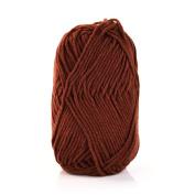 Yunt 500g 10 Balls Soft Cotton Crochet Yarn for Crochet Knitting,50g/Ball