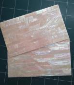 Australia Aussie abalone shell inlay veneer 9.5 x 14cm x 0.02cm