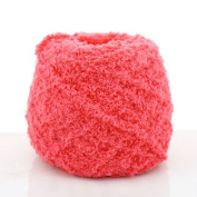 100g Powder Puff Hot  .   Wholesale Polyester 3ply Crochet Skein Knitting Wool Yarn Balls Cashmere No5