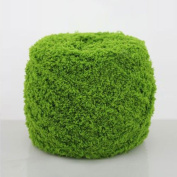 100g Powder Puff Hot  .   Wholesale Polyester 3ply Crochet Skein Knitting Wool Yarn Balls Cashmere No17