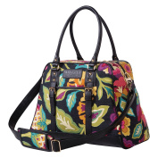 Trend Lab Waverly Baby Katia Fiesta Carryall Nappy Bag, Multicolor