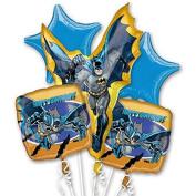 Batman Superhero Balloon Bouquet Birthday party supplies Favour Prizes Decoration