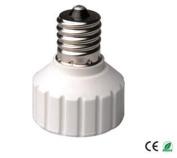 E-Simpo 6-pack E17 to Gu10 Adapter,E17 to Gu10 Lamp Base Converter,PBT, Z1113