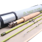 Maxcatch Ultra-lite Fly Rod for Streams Panfish/Trout Fishing 1/2/3 weight