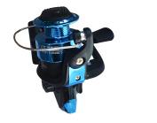 Vivoice Fishing Reel Small Spinning Reels Ultralight Spinning Fishing Reel for 200