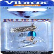 Blue Fox Classic Vibrax 01 Plated Tackle