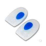 Dual Gel   2 Density Heel Wedges x2   with Spur Spots   Enhanced Heel Spur Re... by DualGel