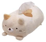 San-x Sumikko Gurashi Plush Tissue Cover Neko / Cat KF87701