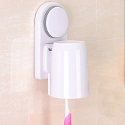 Garbath Suction Cup Single Toothbrush Holder, Easy to Instal, 261333