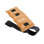 The Deluxe Cuff_ Ankle and Wrist Weight - 1.4kg. - Gold
