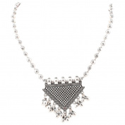 Jewel Fab Art New Style Silver Plated Design Necklace jewellery